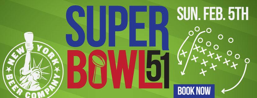 Watch Super Bowl NYC