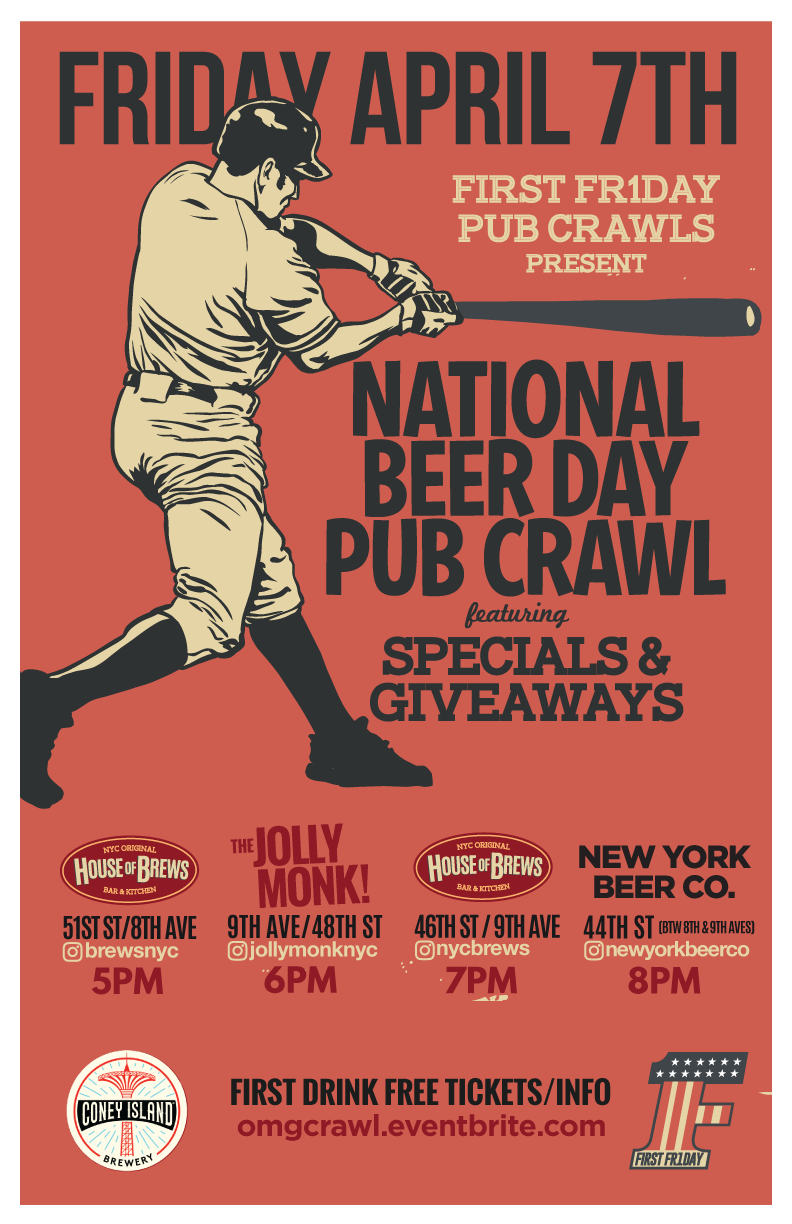 national beer day in nyc