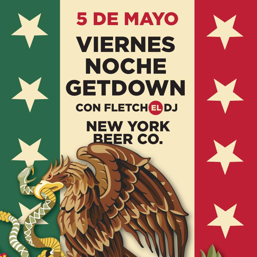 nyc cinco de mayo party