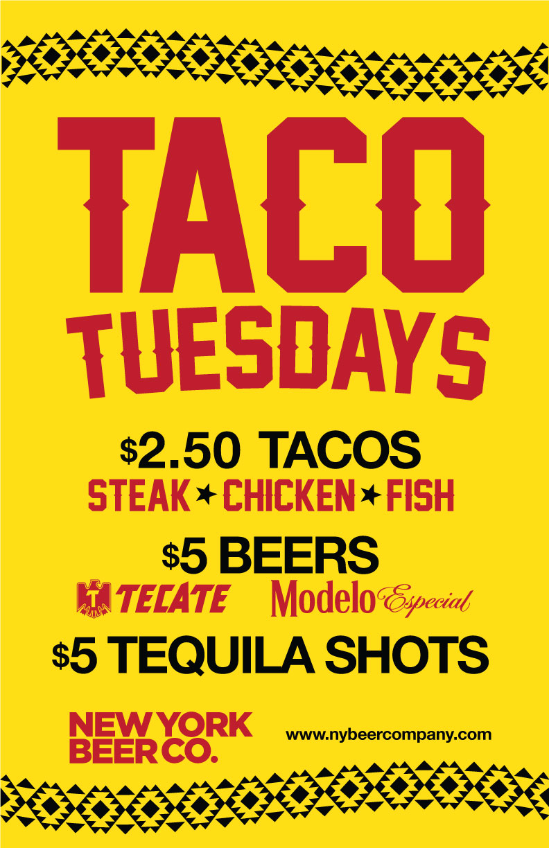 taco tuesdays nyc near times square
