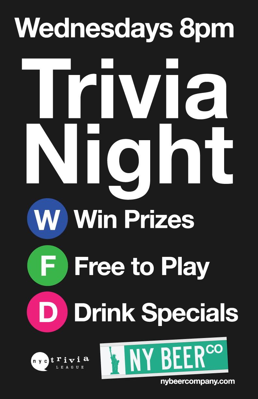 trivia night nyc midtown
