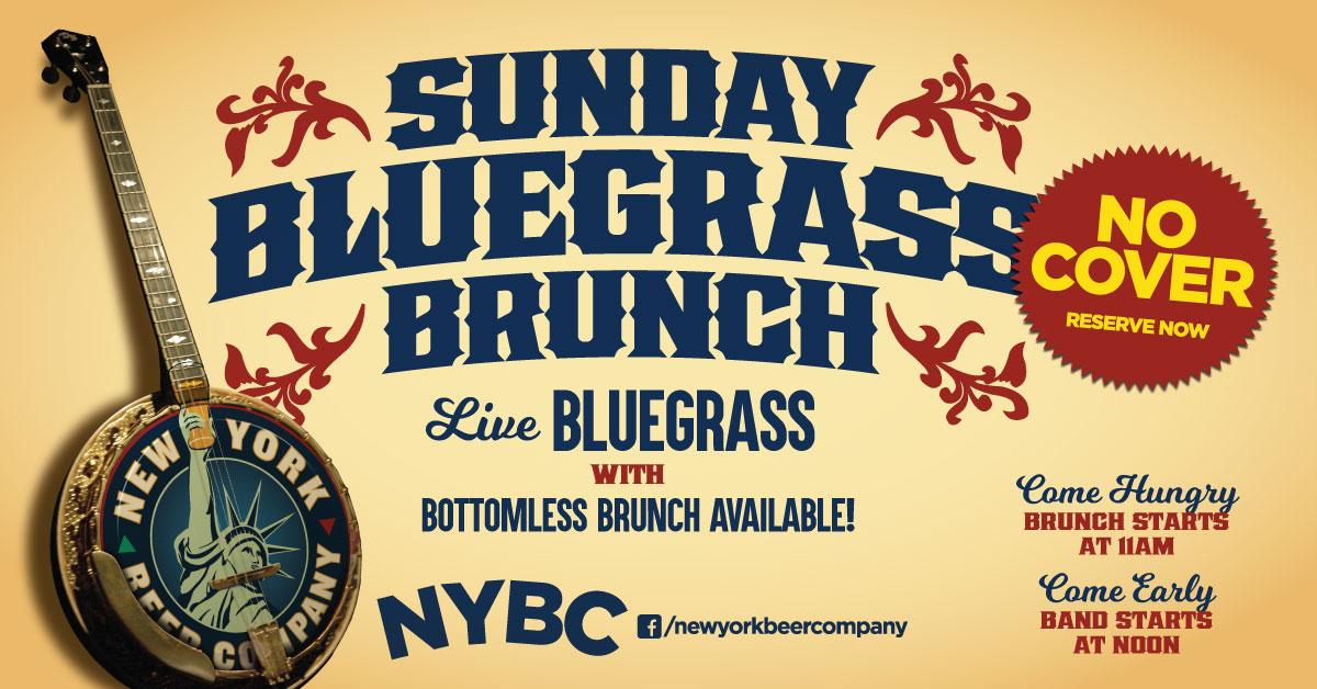 bluegrass bottomless brunch hells kitchen nyc
