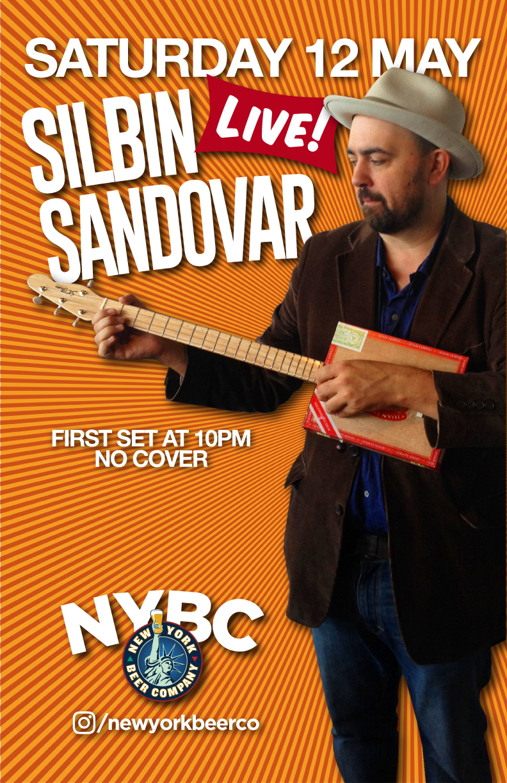 Silbin Sandovar - Moran theme song - live at NYBC
