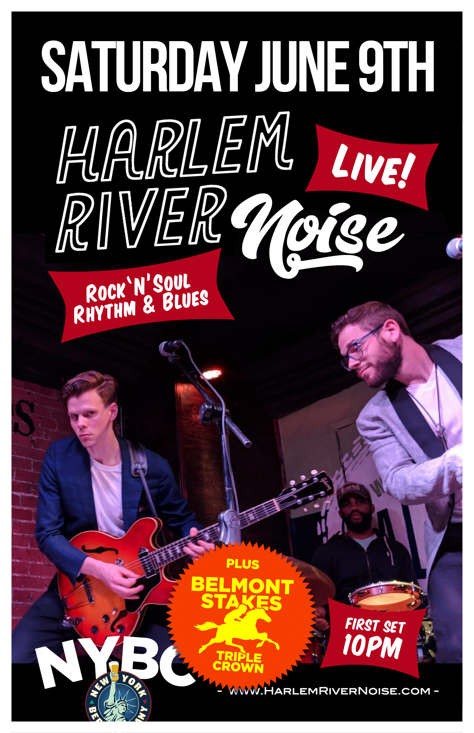 harlem river noise NYC