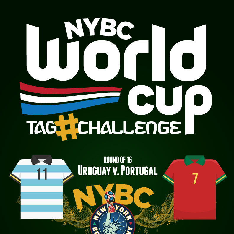 watch World Cup NYC Round 16 Uruguay vs. Portugal