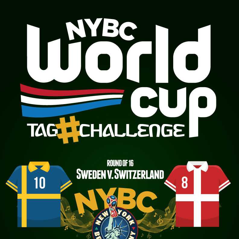 watch World Cup NYC - Sweden vs. Switzerland - Round 16