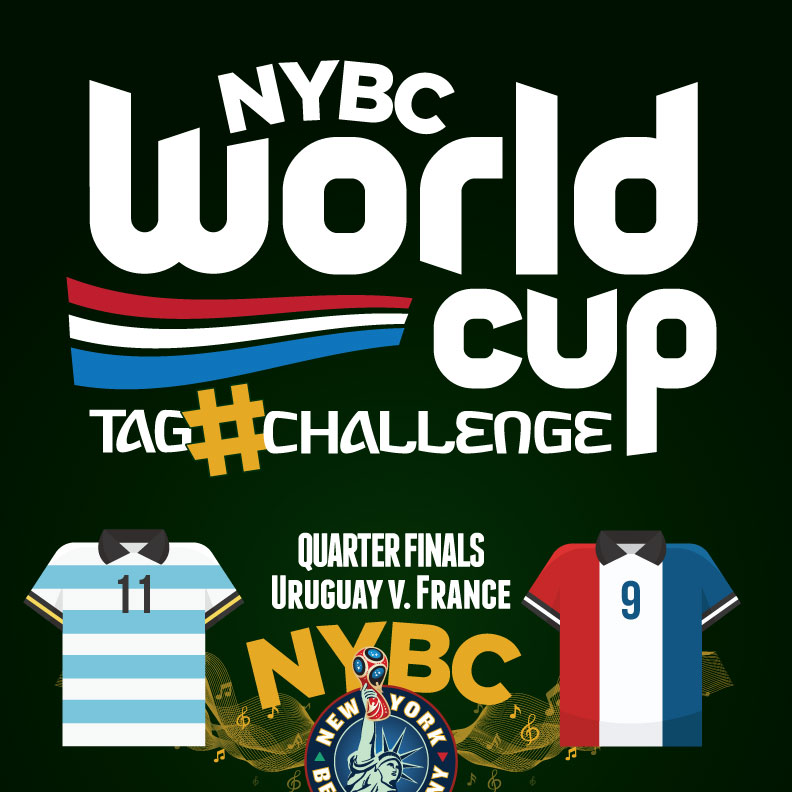 Watch World Cup NYC - URUguay vs. FRAnce - Quarter-fInals