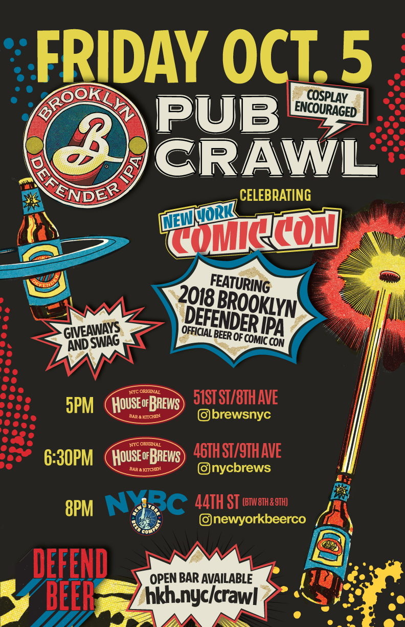 new york comic con free events