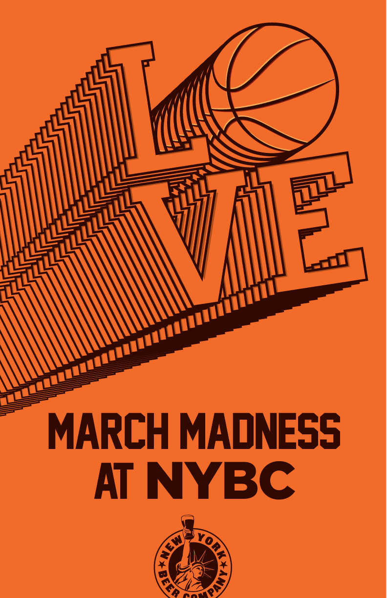 nyc bars showing march madness