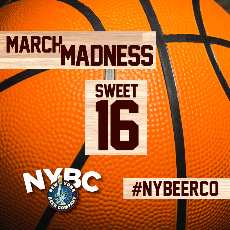 where to watch nyc march madness sweet 16