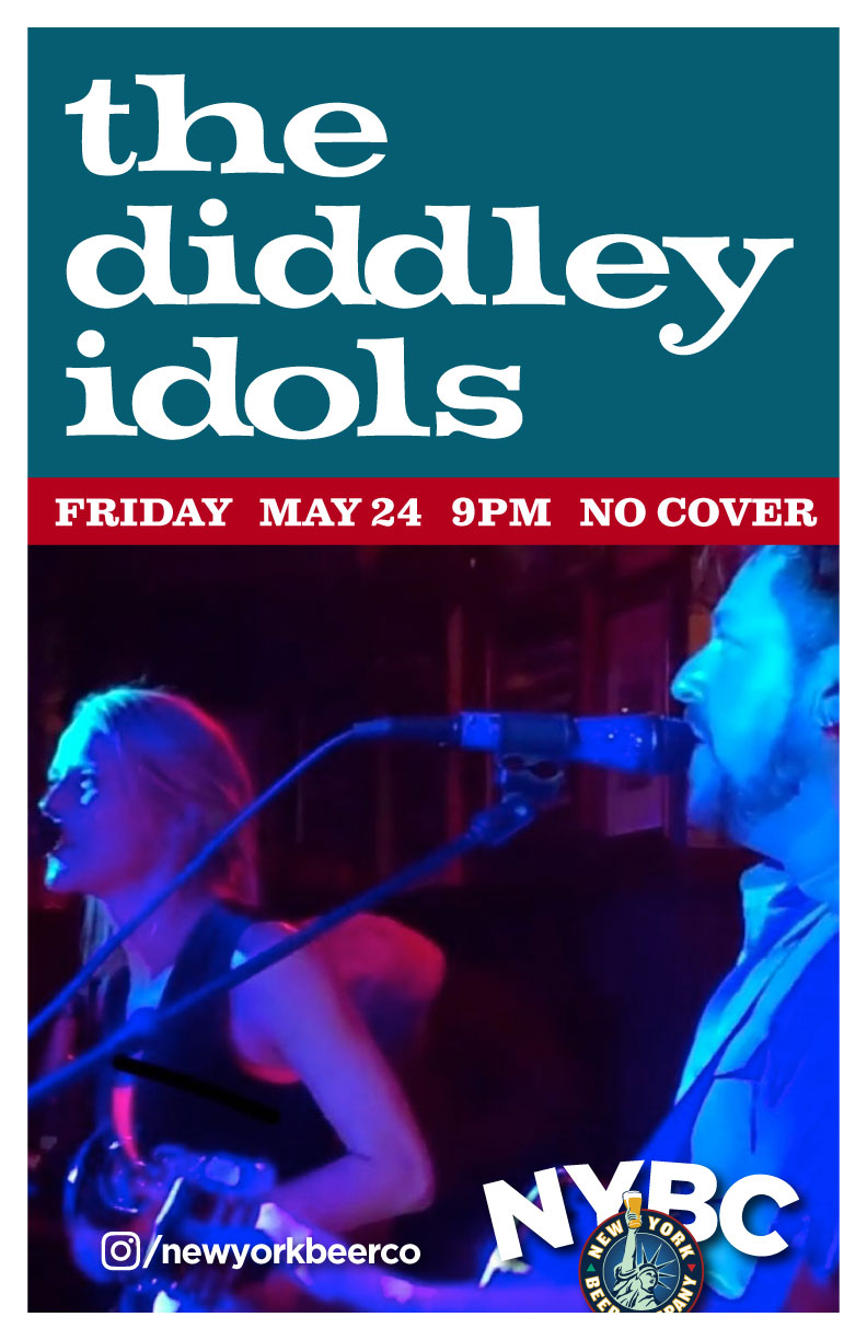 diddley idols perform nyc