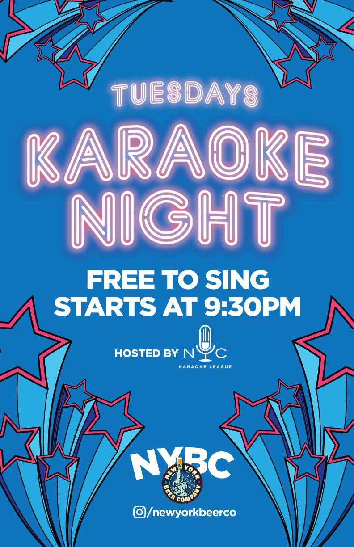 nyc karaoke times square broadway