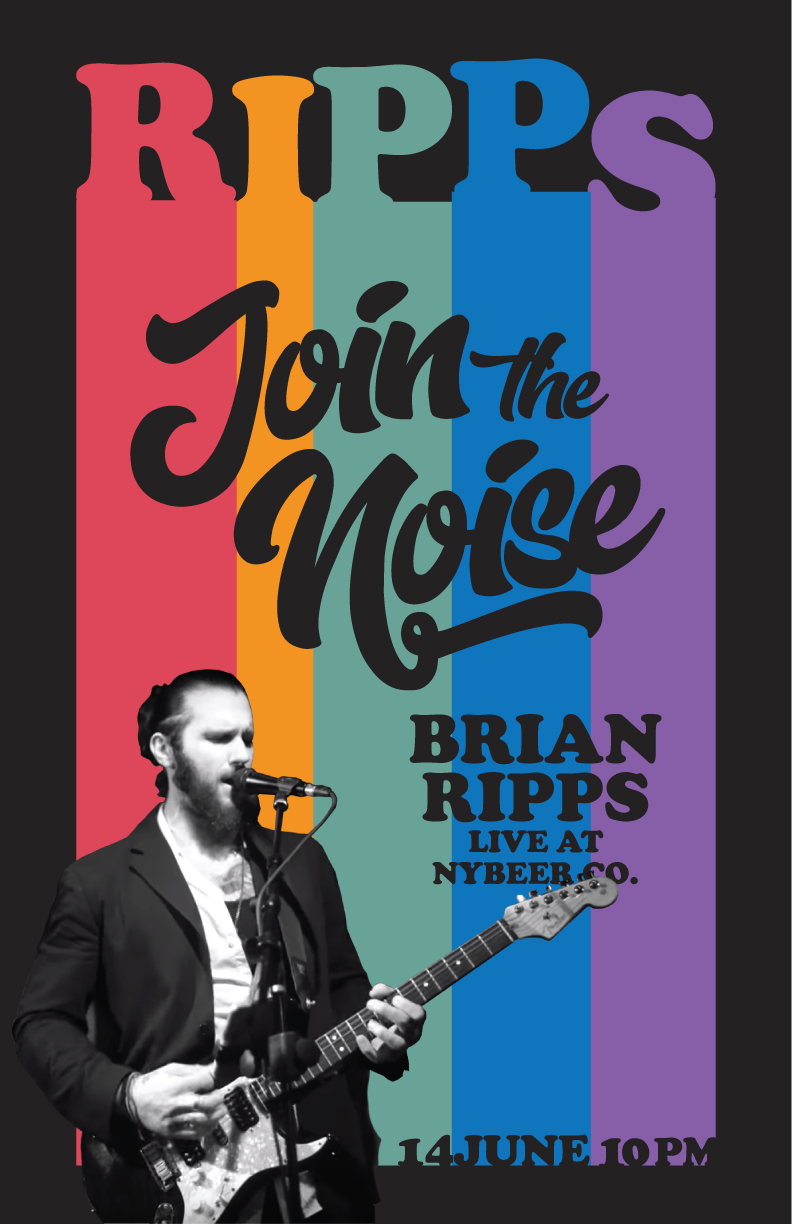 BRIAN RIPPS live AT NYBEER CO.