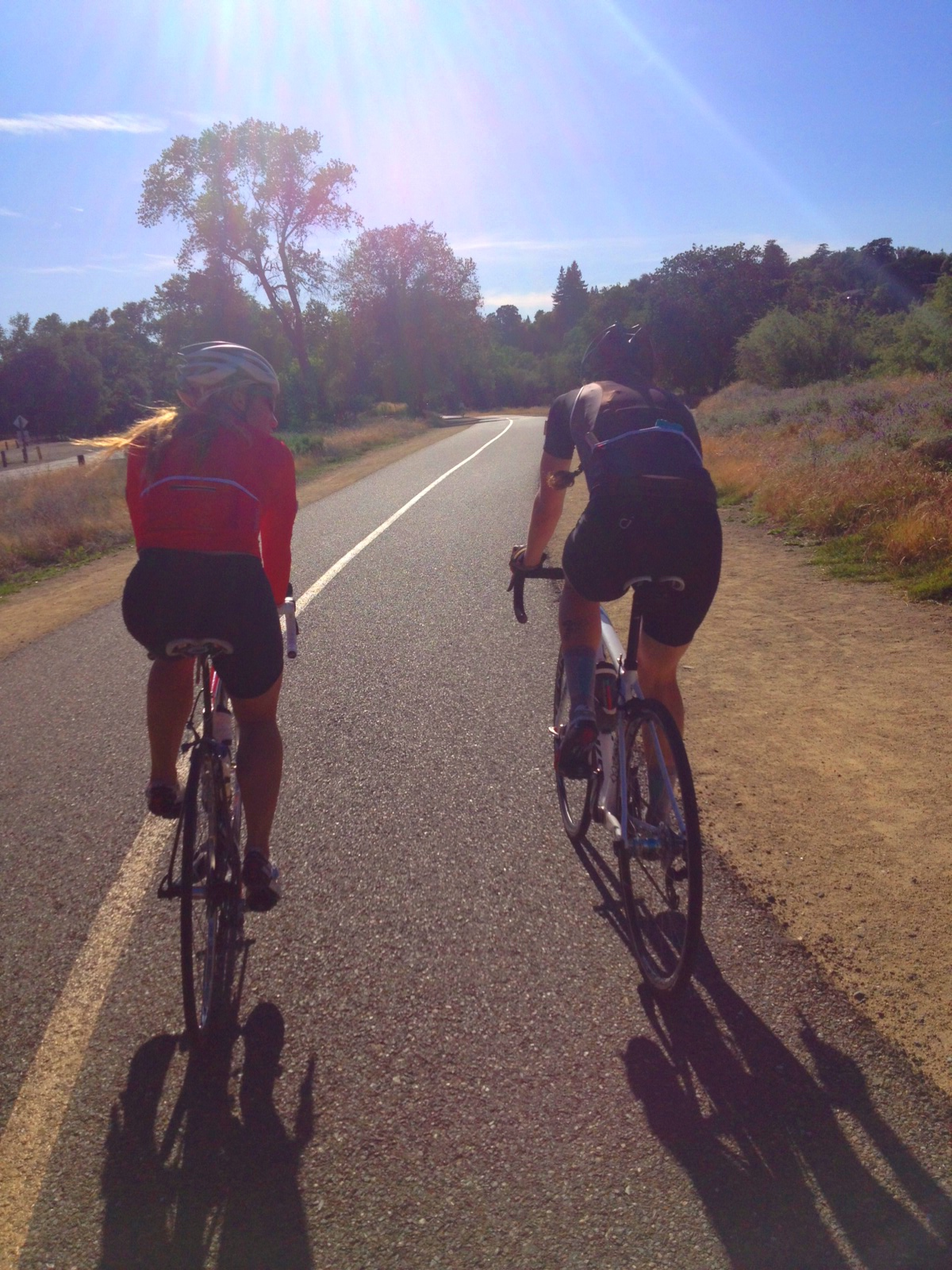 afternoon Cyclofemme/Velocio ride with the gang.