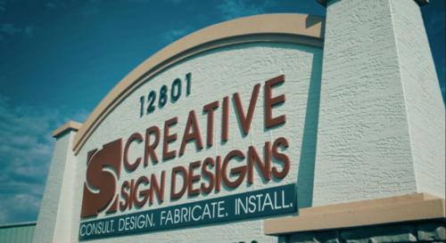 Creative Sign Designs