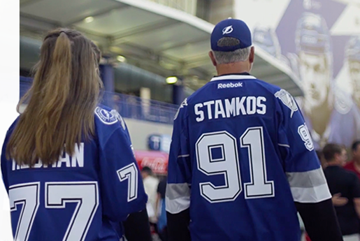Tampa Bay Lightning - We worked with the Tampa Bay Lightning to produce a variety of video content for the team and sponsors.ExpertiseVideo Production