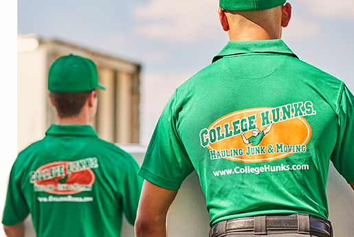 College Hunks Hauling Junk - We were tasked with creating a brand style guide and a library of brand photos to sharpen the visual branding and create a cohesive look for College Hunks Hauling Junk.ExpertisePhotography Branding