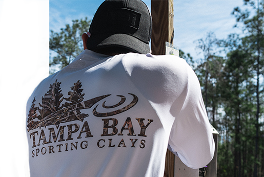Tampa Bay Sporting Clays - Tampa Bay Sporting Clays tasked us with developing and updating the look of their photography and branding.