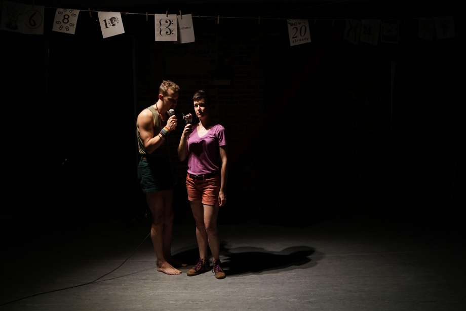 Photo credit: Siyu Song, SF Neo-Futurists