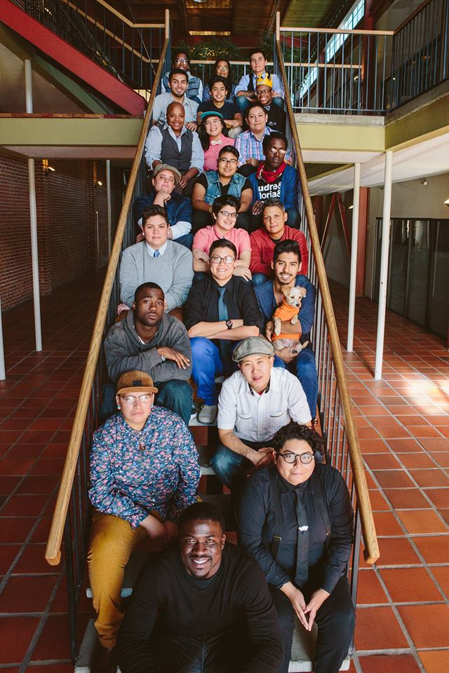 Brown Boi Leadership Institute, Oakland CA, 2013.