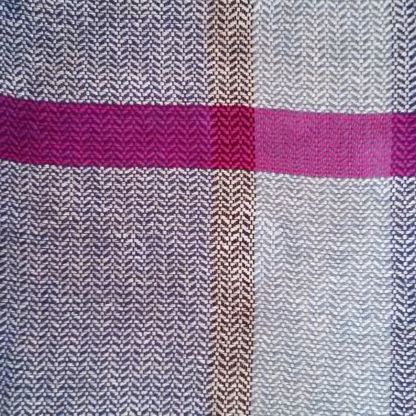 Handwoven textile detail, 2014