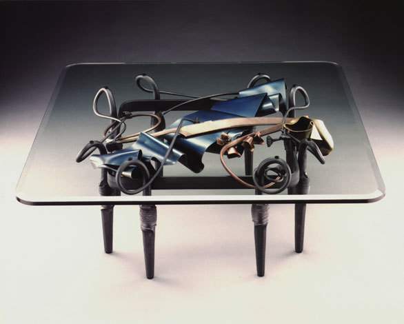 Square Coffee Table, 1998