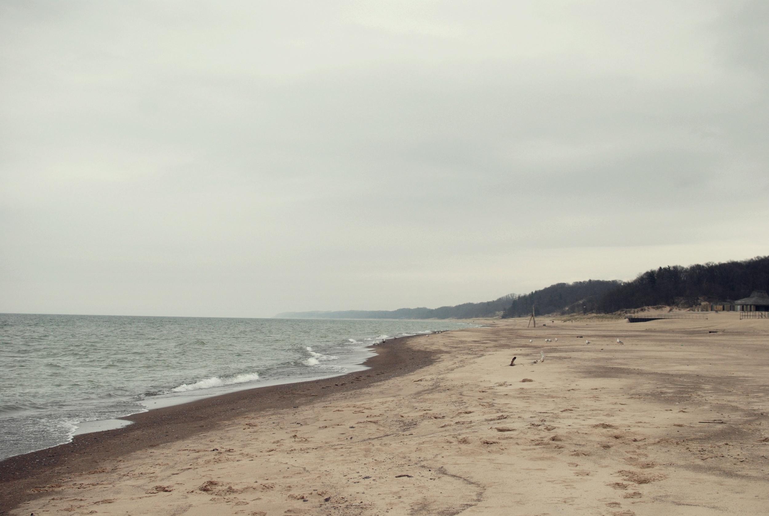 South-eastern Lake Michigan
