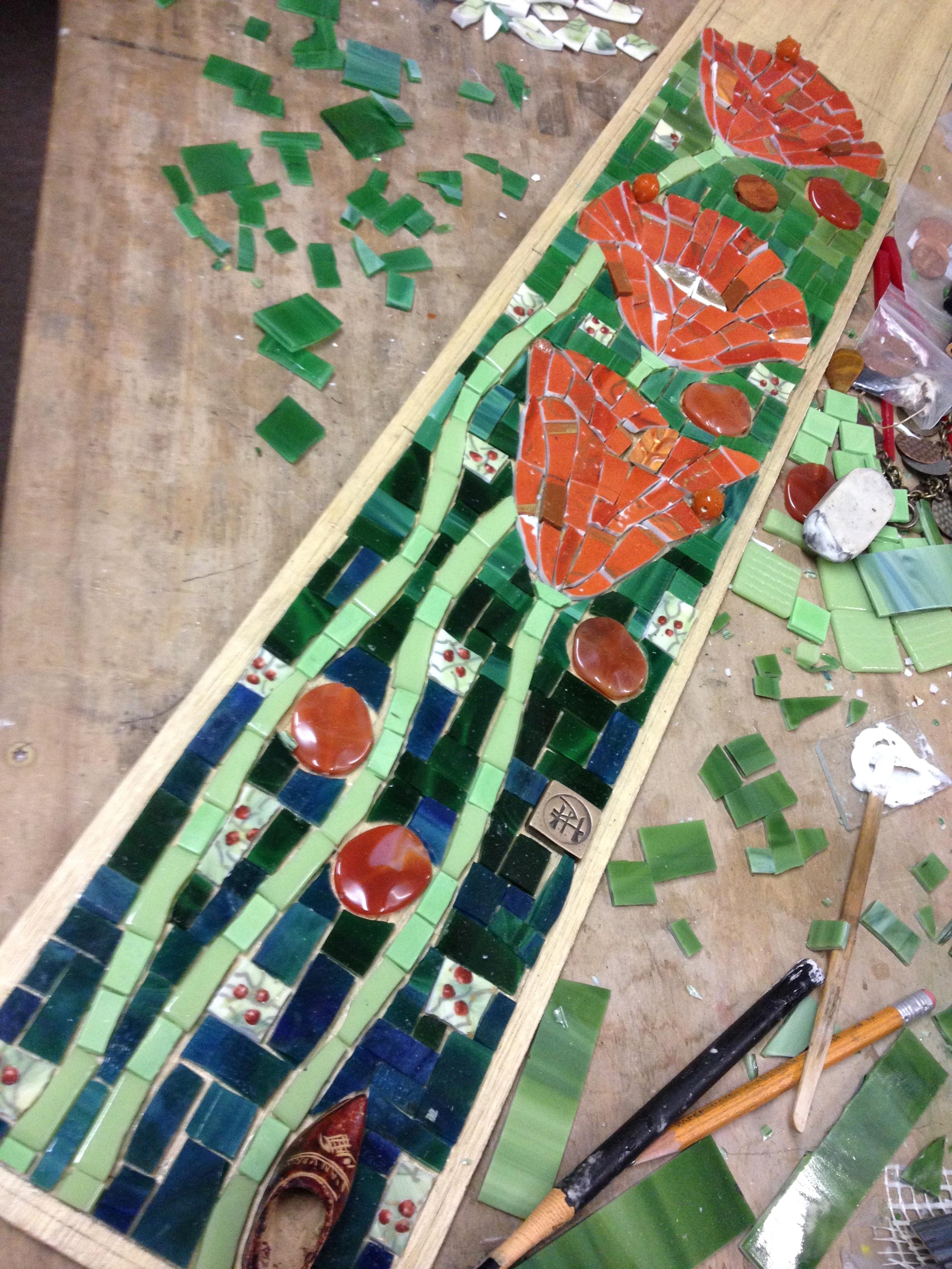 Mosaic poppies bottom PH2014.JPG