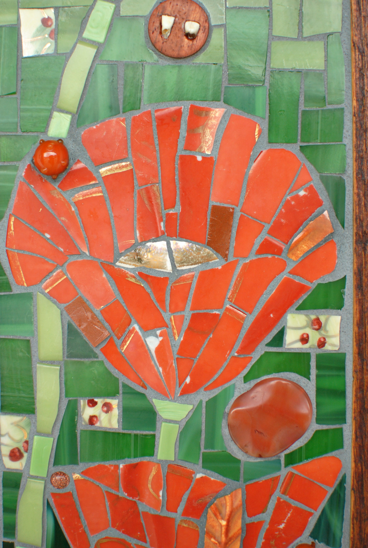 Mosaic poppy detail PH2014.JPG