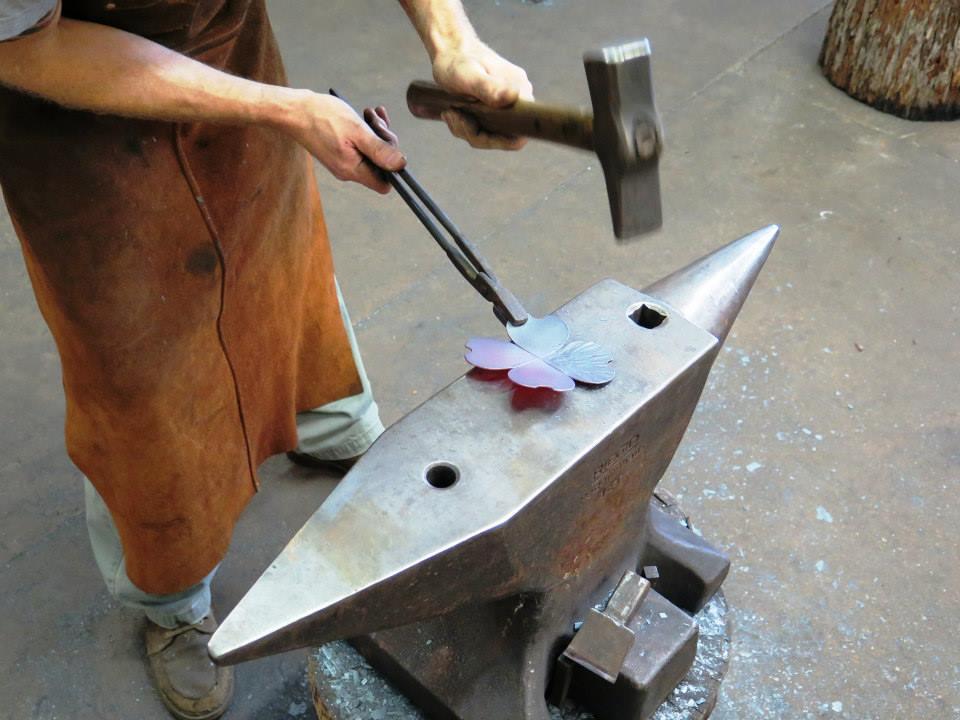 Forging dogwood flower.jpg