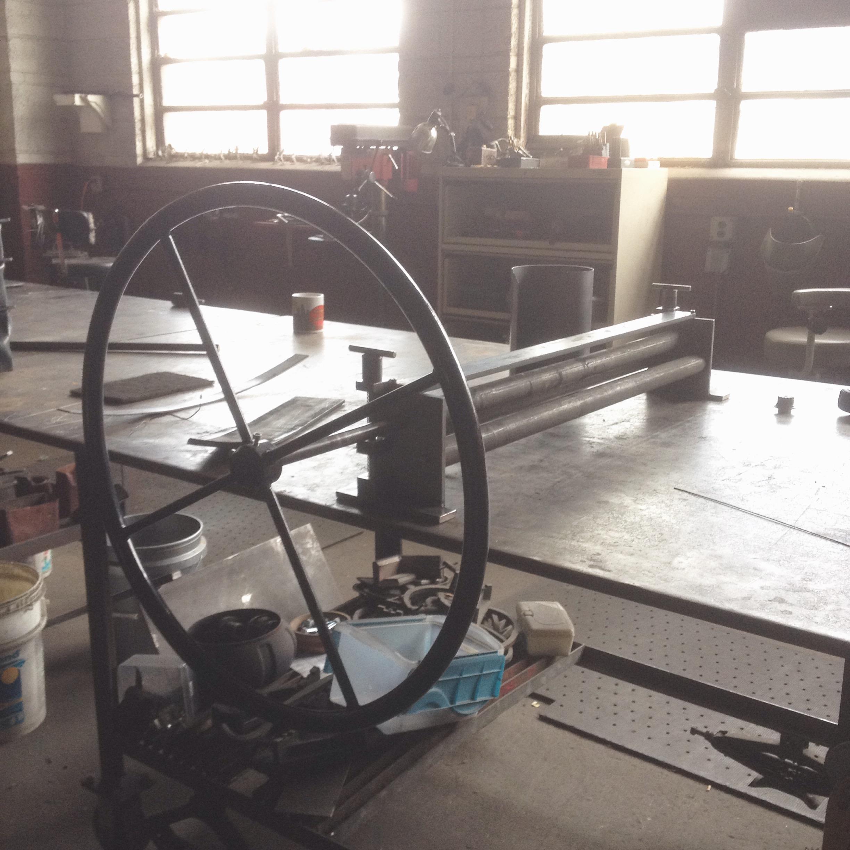 Steel roller PH2015.JPG