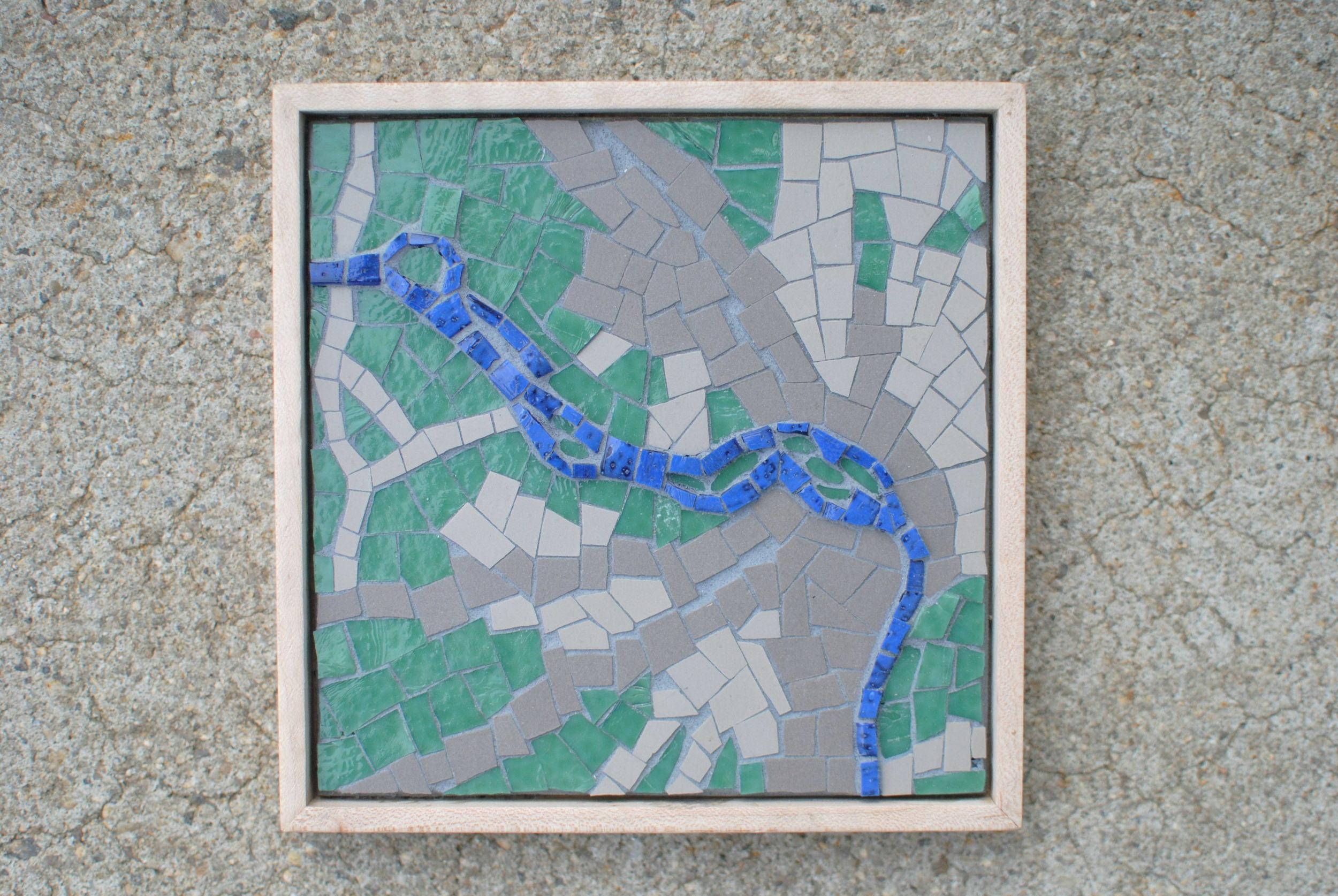 James River in Richmond, VA