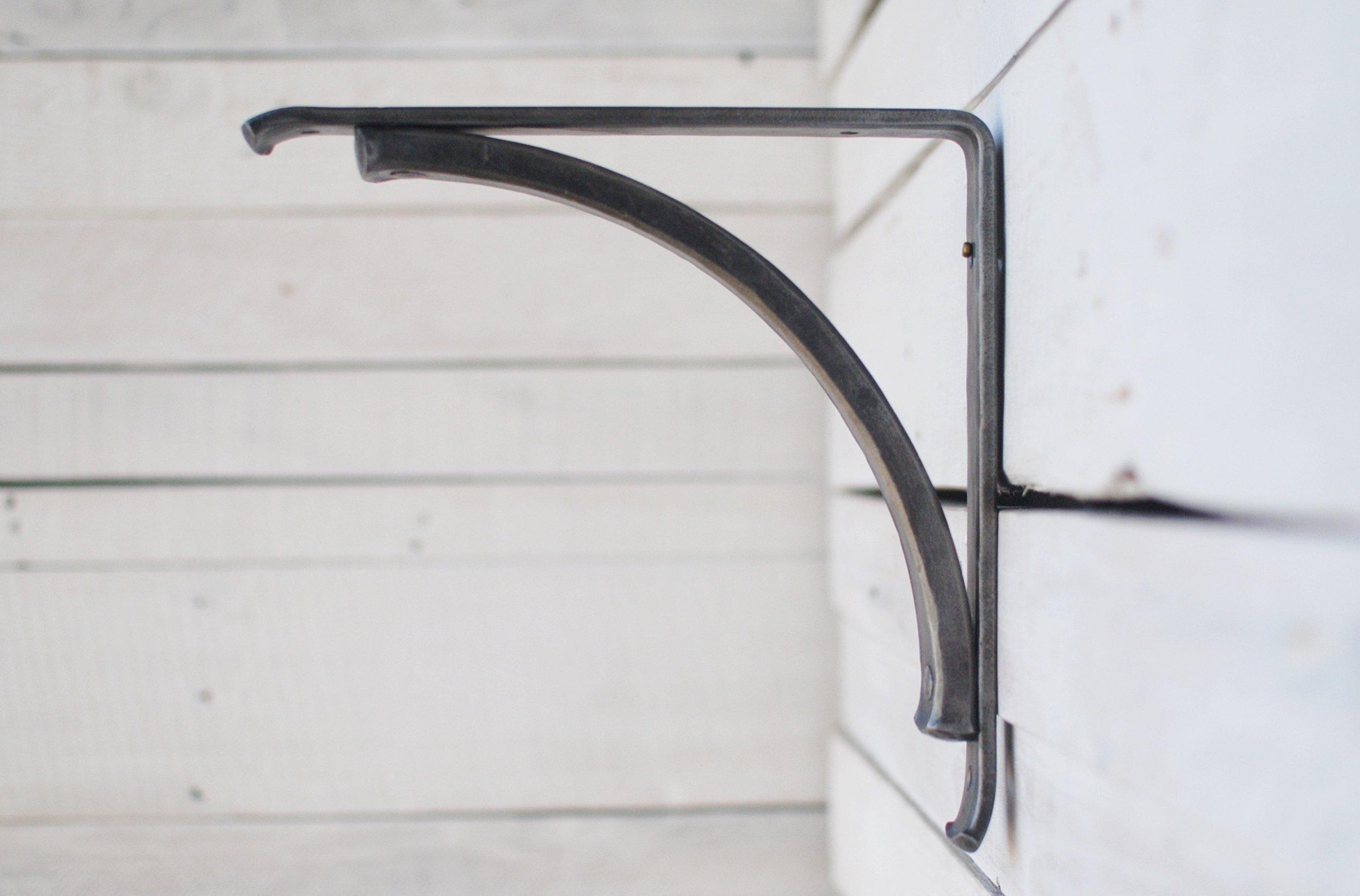 Altamont shelf bracket by Lucia Metal Studios 2017