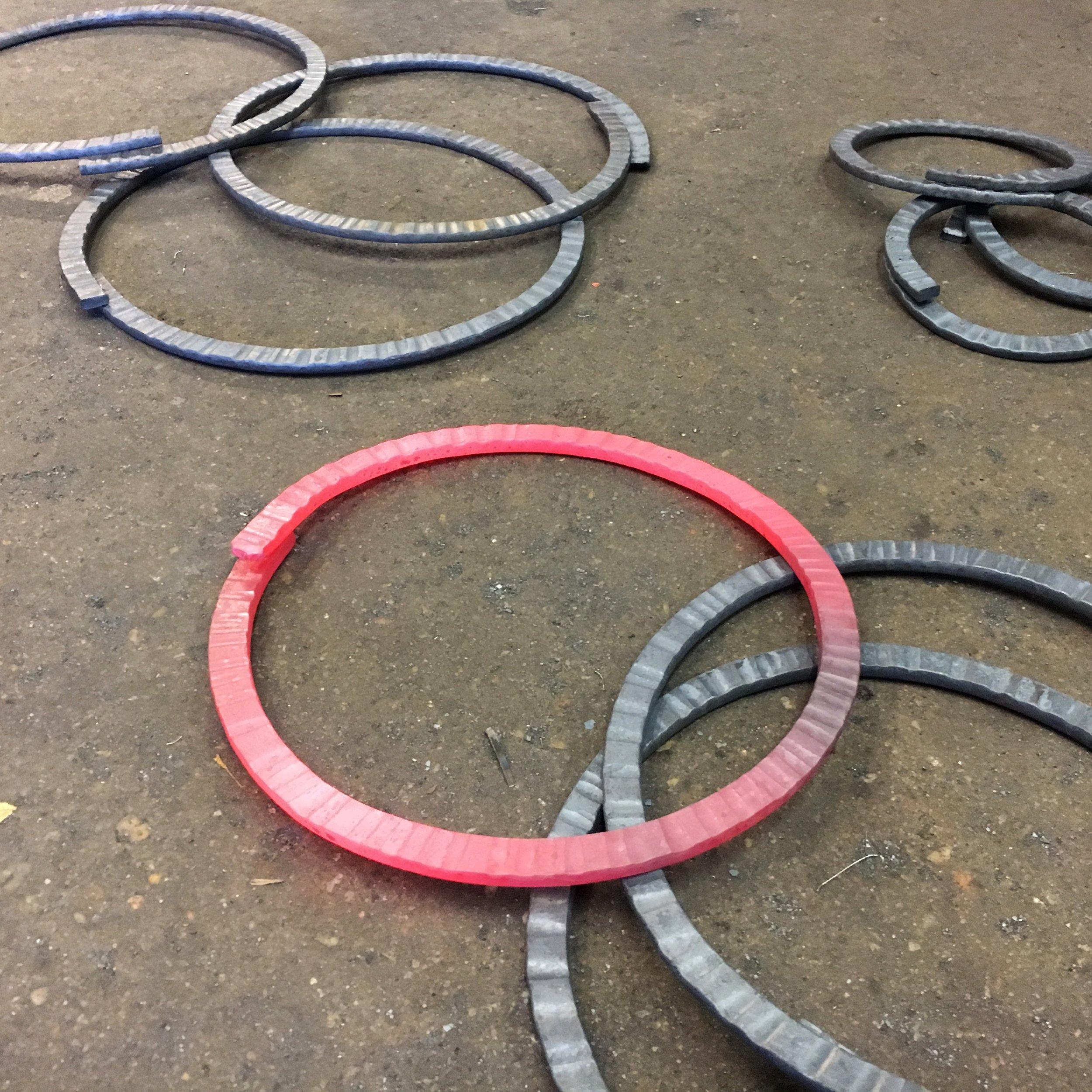 Forging rings