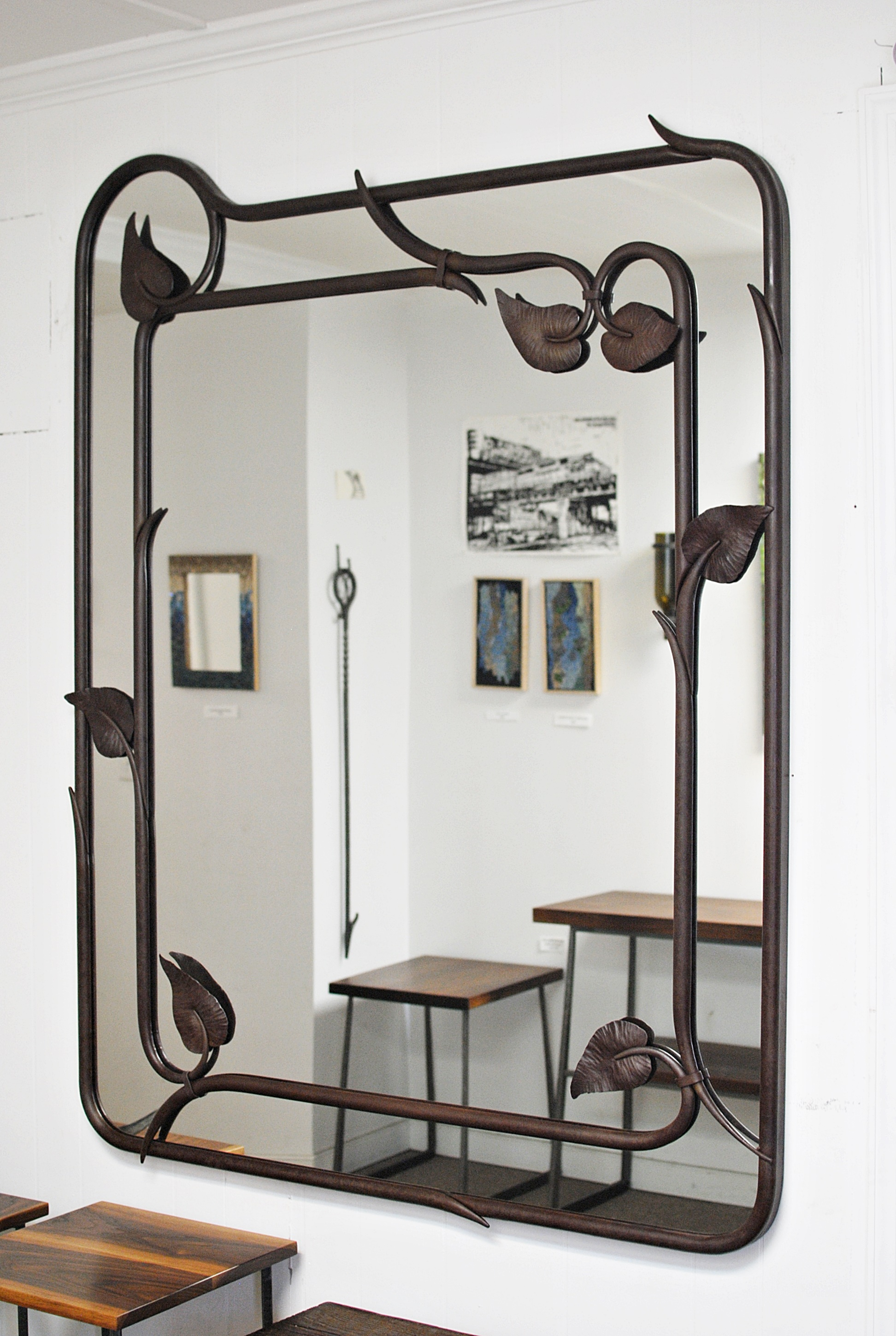 Forged mantle mirror PH2018.JPG