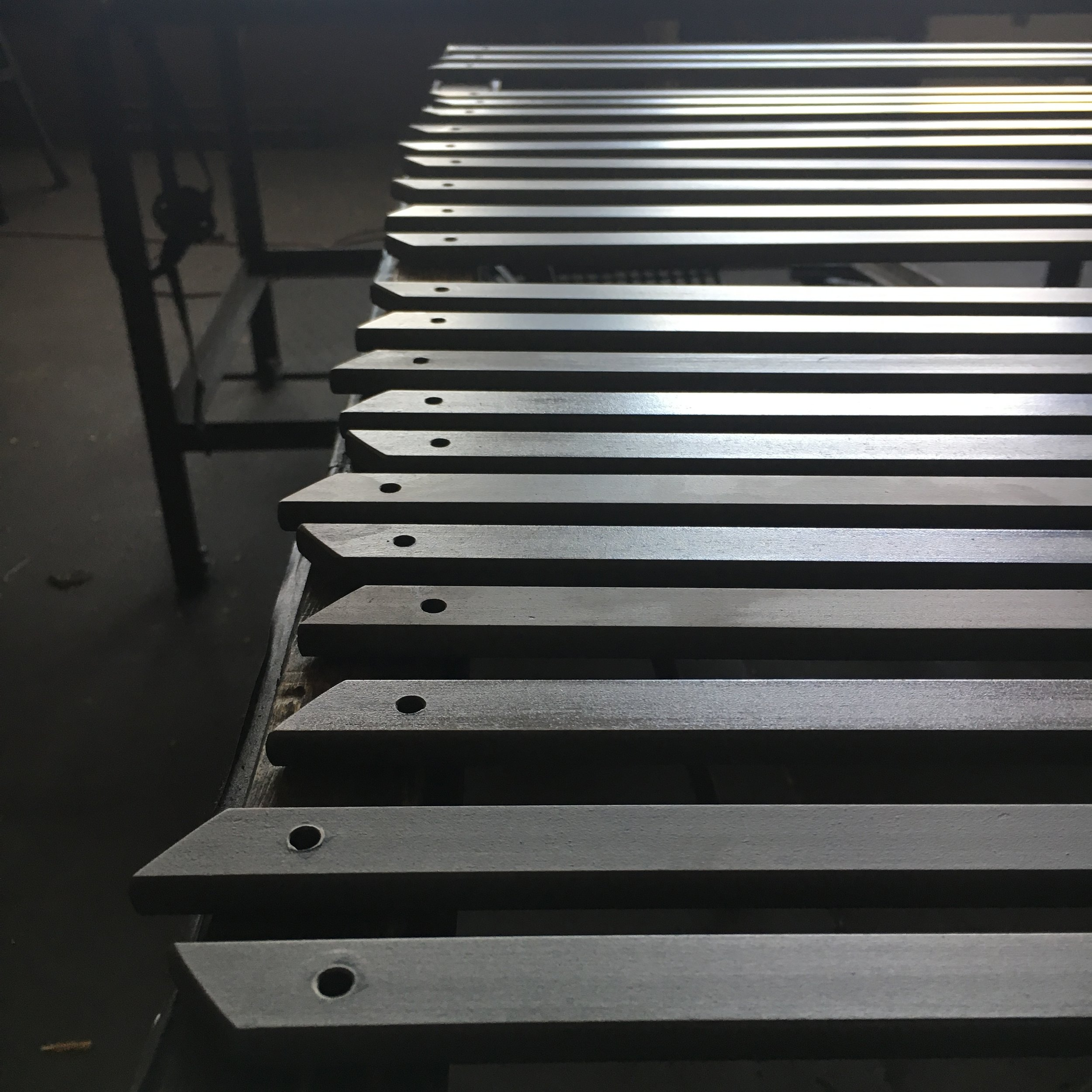Railing parts