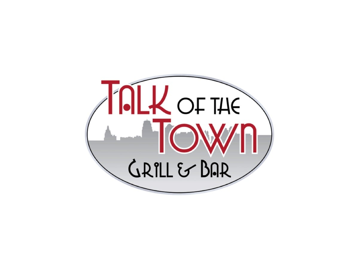Talk of the Town logo, before