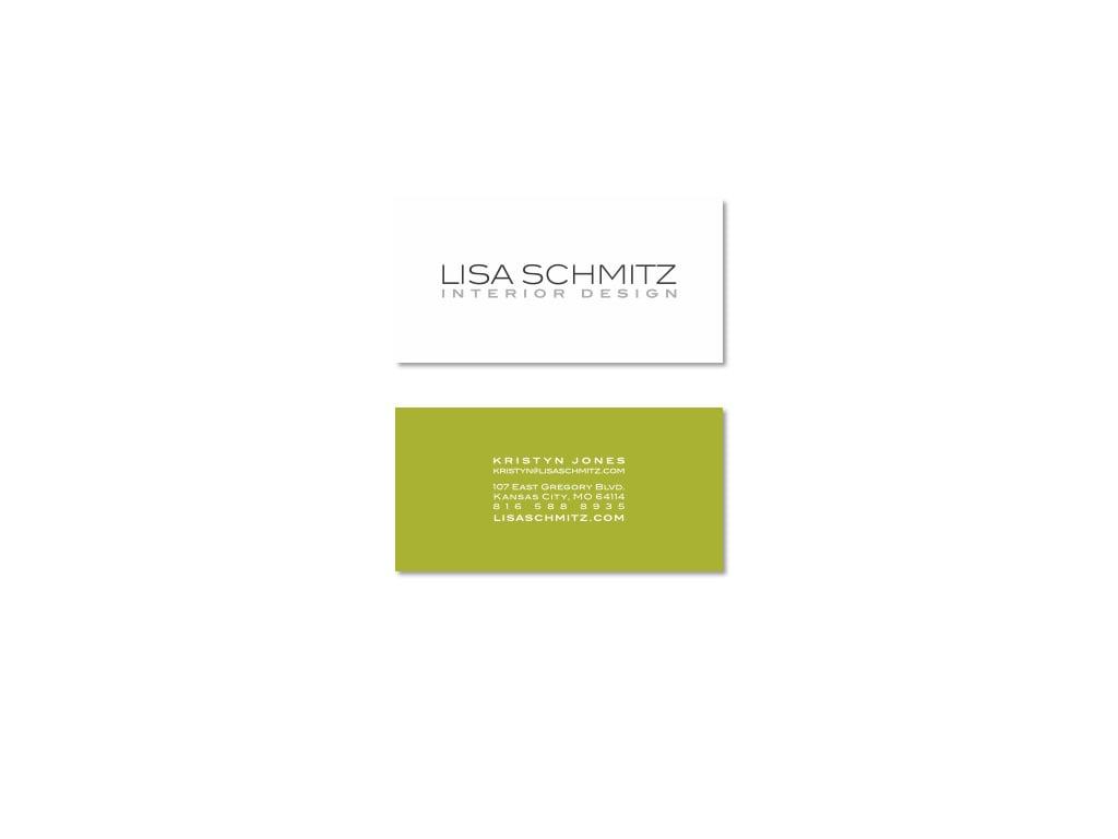 Lisa Schmitz Interior Design, after