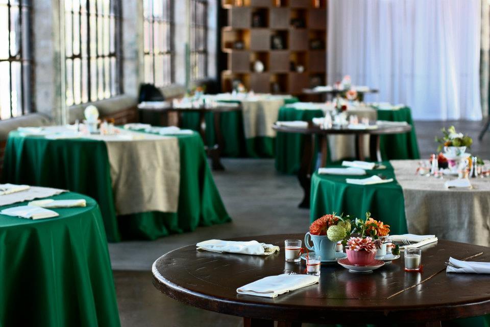 Fete By Design - Lofts at Union Square Wedding - Burlap + Moss Wedding