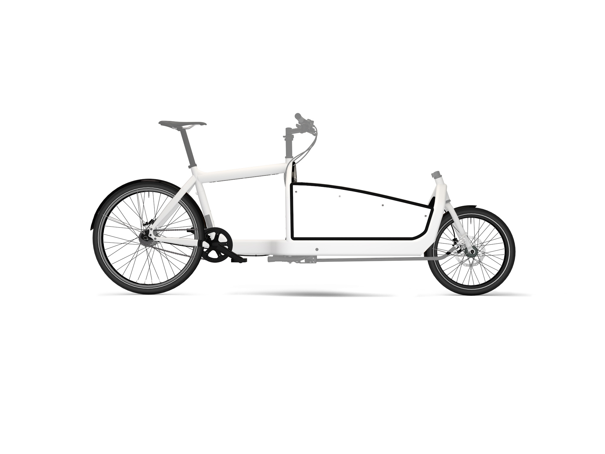 Bullitt Cargo Bike Accessories And