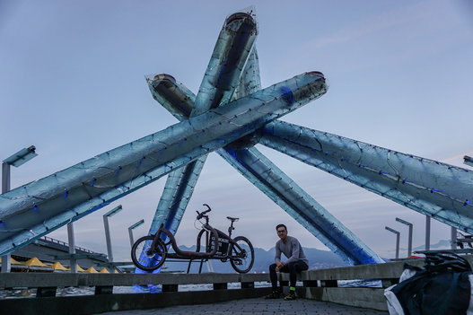 Canada by Cargo Bike - The adventure