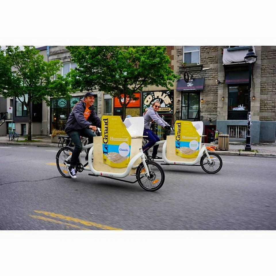 Maison LeGrand - Montreal | Triobike Cargo
