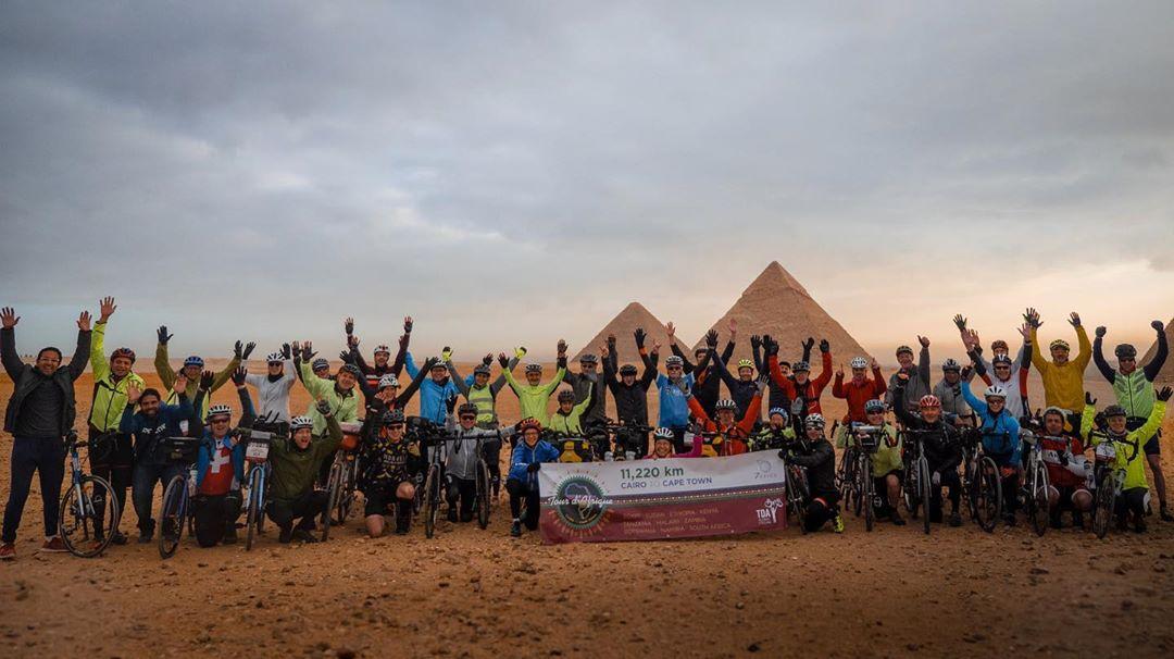 tour d'Afrique 2019