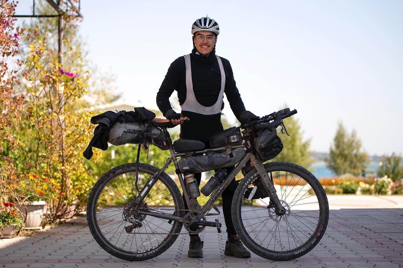 2019 Silk Road Mountain Race - Lamar Timmins