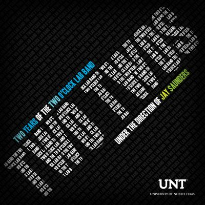 Two Twos    (2012)   UNT Two O'Clock Lab Band