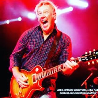 Happy birthday Alex Lifeson! #rush #alexlifeson #progrock #guitargod #guitarwizard #geddylee #neilpeart
