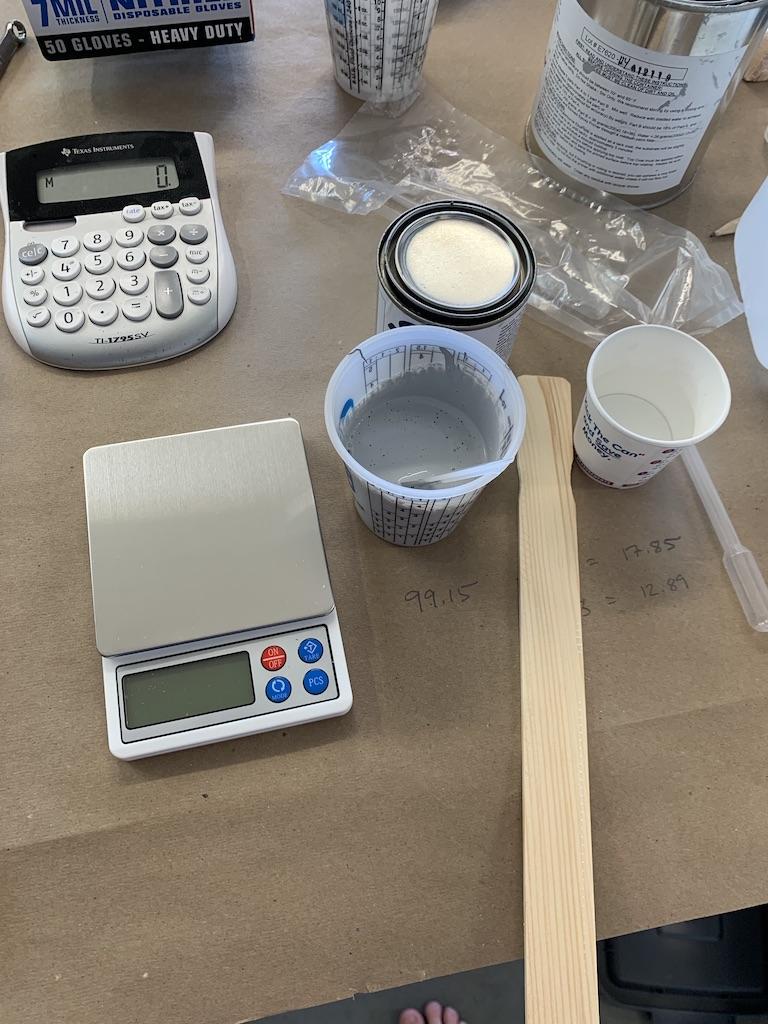 100 grams Part A of EkoPoxy