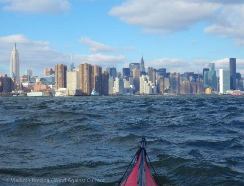 6. East River: Midtown Manhattan vista