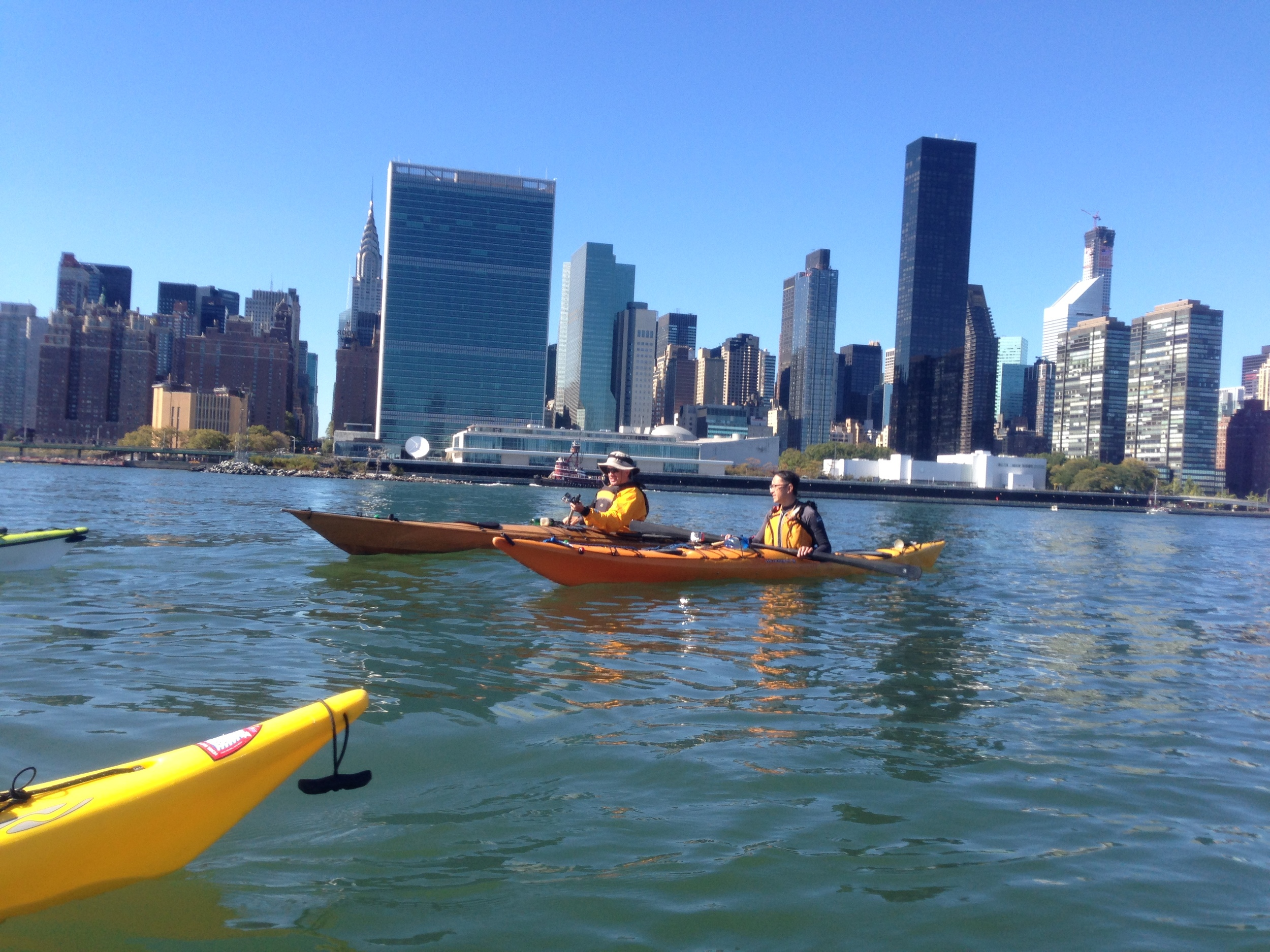 NBBC members on a sunny   Saturday   paddle - photo by Jody Godoy