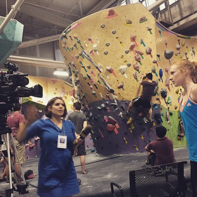 _news12bk_interviewing__millerd13_at_tonight_s_climbing_comp_at__brooklynboulders_with__adaptclimbgroup___OFNYC15__bkblove__acg__livewithoutlimits__adidasoutdoor__climbnyc__climb_by_outdoorfest.jpg